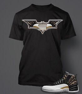 6ef40ac61b71 T Shirt to Match Air Jordan 12 Wings Shoe Mens Short Sleeve Pro ...