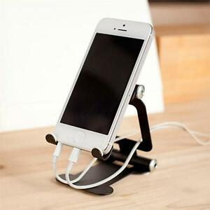 Foldable Cell Phone Desk Stand Holder Car Mount For Tablet Samsung