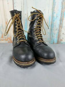 Red Wing Mens 9\