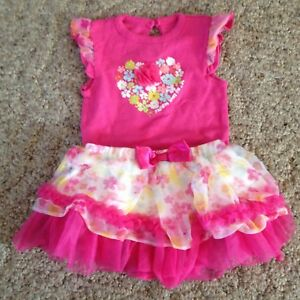 Girls' Clothing (newborn-5t) Bright Next Up To 1 Month Girls Clothing, Shoes & Accessories