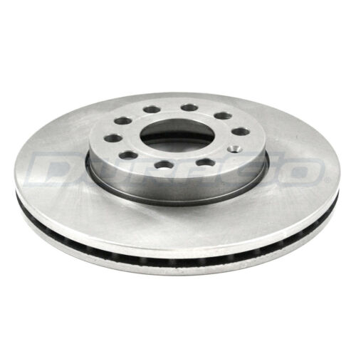 Disc Brake Rotor Front Parts Master 126323