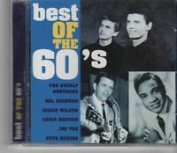 (FX580) Best of the 60s, 14 tracks various artists - 2002 CD