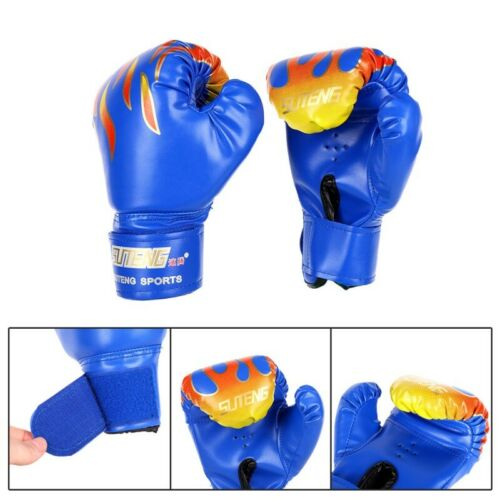 Toddler Baby Kid  Punch Spar Sport Exercise Strong Strength Gloves Child Gifts