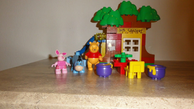 Lego Duplo, Peter Plys, A6...     Winnie the Pooh. 5947 Kan…