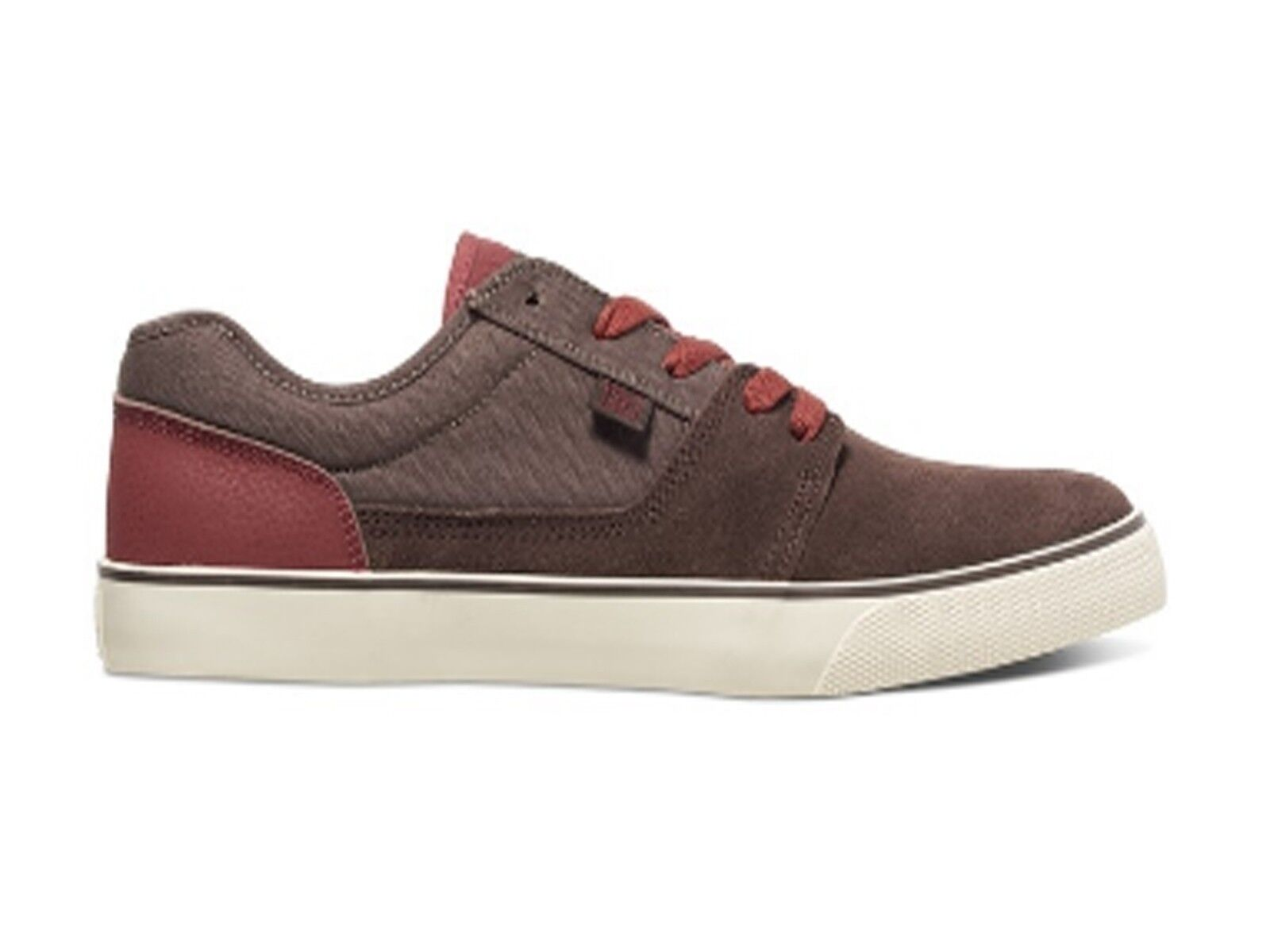 zapatos hombres DC  302905 DKX  TONIK DK CHOCOLATE OX BLOOD