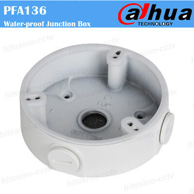 DAHUA PFA139 Junction Box Mount for IP Dome Camera IPC-HDBW4634C-A 4431EM-AS