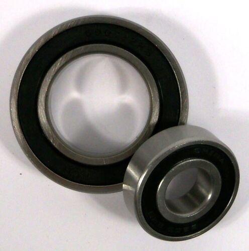 Motor Bearings for Clarke EZ-8 Drum Sander with Baldor Motor