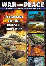 War and Peace: Rare Propaganda of World War II (DVD, 2014)