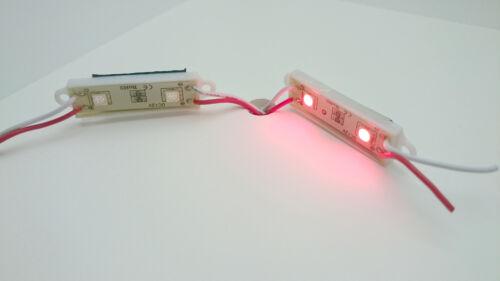 als Hinweis- oder Signalleuchte ca 47 mA 12V Rote High-Power-LED