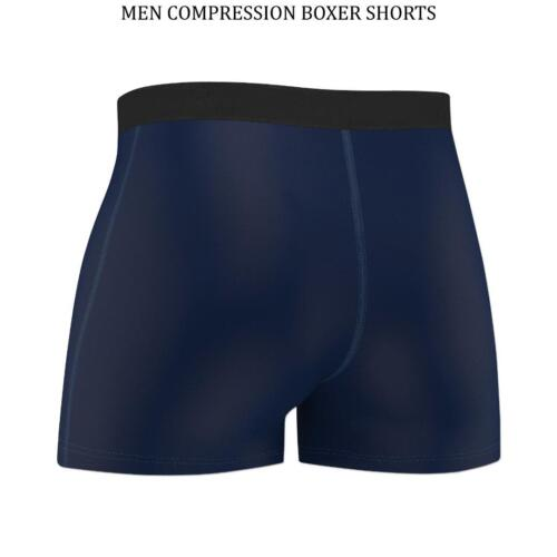 Mens  Boxer Shorts Base layer Briefs Skin Tight Sports Gym Tights compression