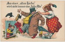 Alte Liebe sign. Arthur Thiele