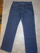 Mens Ed Hardy by Christian Audigier Denim Jeans Dragon Design 35.5 x 34