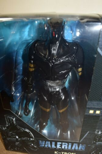 """Neca VALERIAN /& THE CITY OF A THOUSAND PLANETS K-Tron 7/"""" Action Figure BN"""