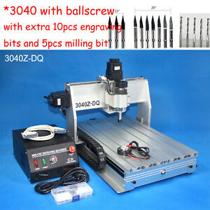 Ballscrew-3040-300W-cnc-router-engraver-engraving-milling-drilling-machine-mach3