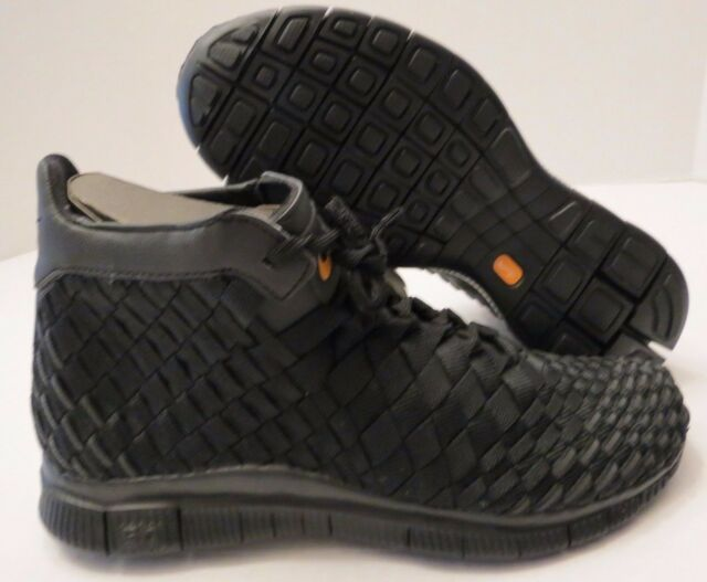 separation shoes 1ce77 b9b62 NIKE FREE INNEVA WVN WOVEN MID SP 800907 001 BLACK (MEN S ...