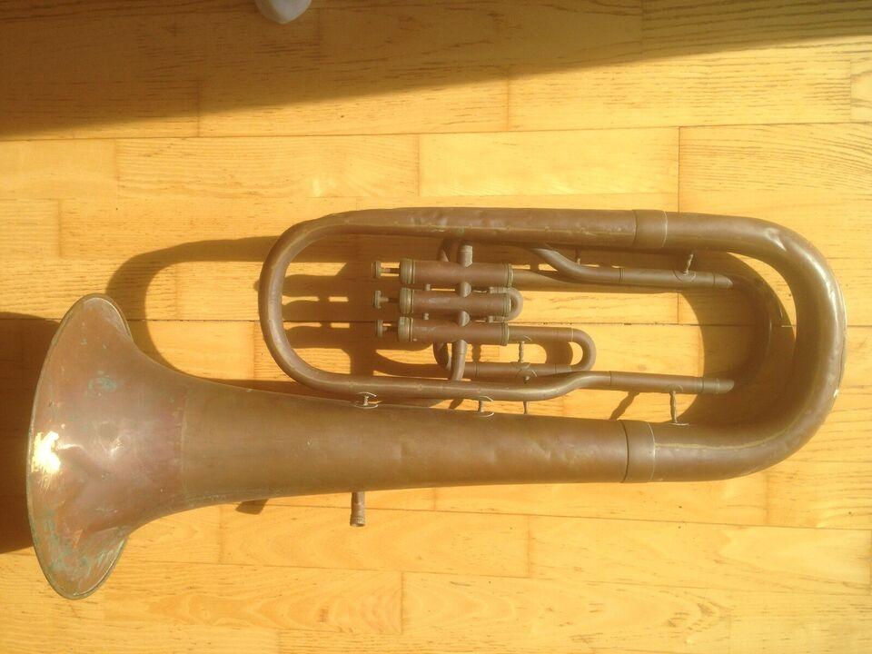Euphonium, Messinghorn