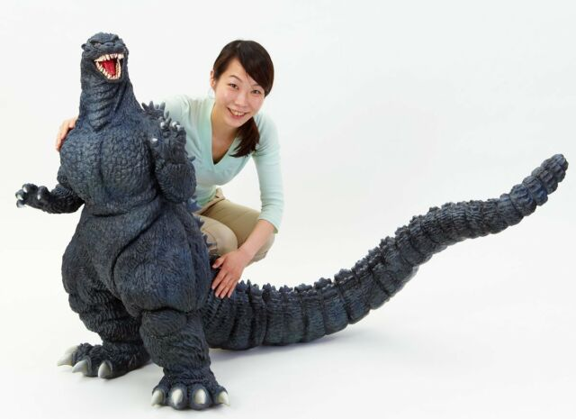 For godzilla vs biollante toys