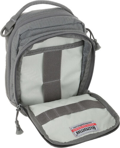 MAXPEDITION accordéon Utility Pouch Gray aupgry