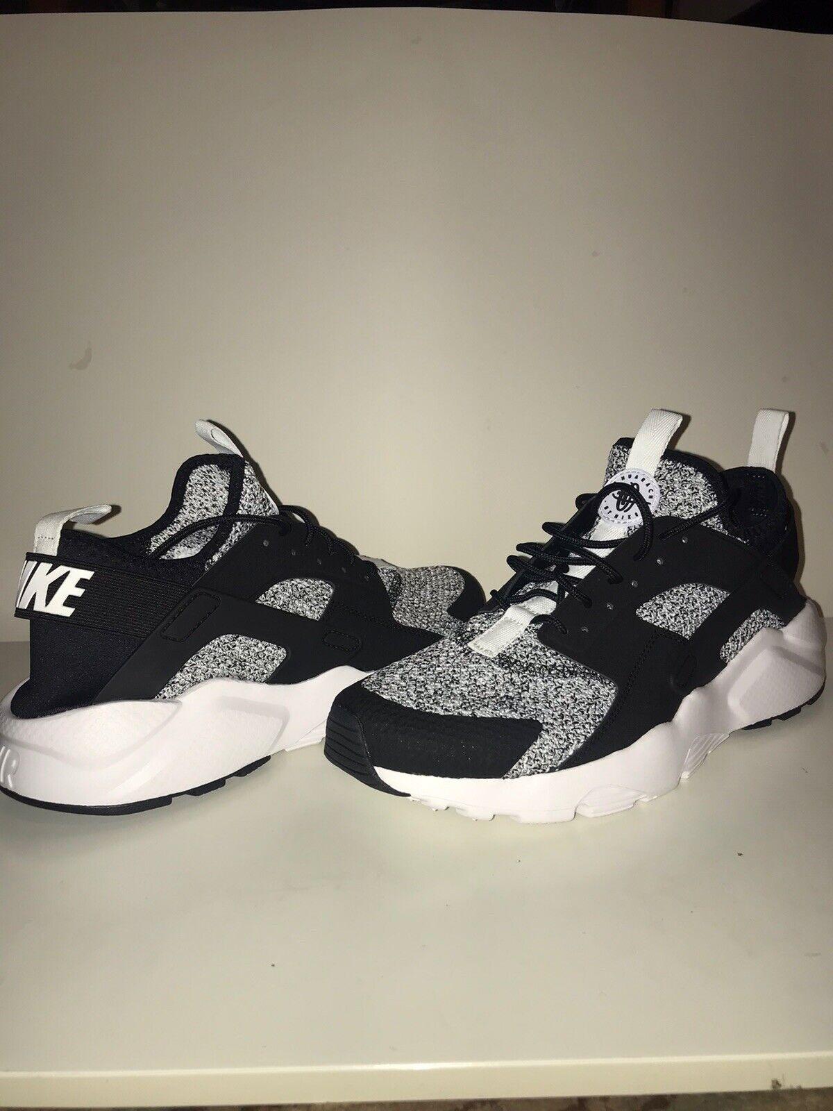 New Nike Air Huarache Run Ultra SE Mens Size 10 Running Shoes 875841-010 NIB