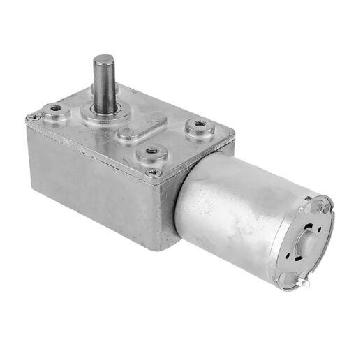 DC  Schnecken Getriebe Motor Reduzierung DC Motor Getriebemotor