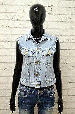 Giubbino Smanicato Donna Lee Taglia Size M Giubbotto Giacca Jacket Woman Casual Il Massimo Della Convenienza
