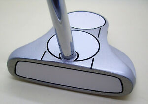 LEFTY-LONG-PUTTER-2-BALL-TWO-BALL-LENGTH-TO-49-INCHES-WRAP-GRIP