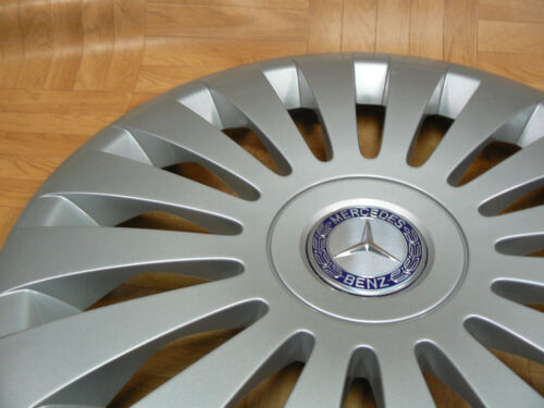Original Mercedes-Benz Radkappen  17 Zoll Vito 4Stück Radzierblenden W447