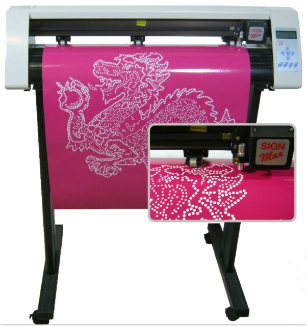 rhinestone plotter machine