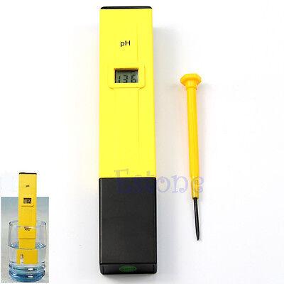 Pocket LCD Digital PH-009 0-14 Tester Meter Pen Type Aquarium Pool Water Measure