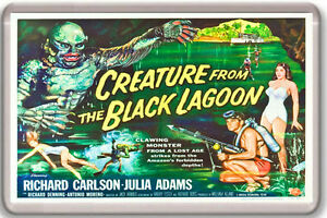 1954 CREATURE FROM THE BLACK LAGOON FRIDGE MAGNET IMAN NEVERA 3lGLrIwh-09160020-270219252