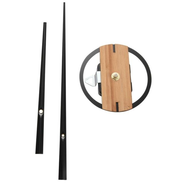 Blue Hands Simple DIY Quartz Wall Clock Movement Mechanism Replacement Wall Clock DE