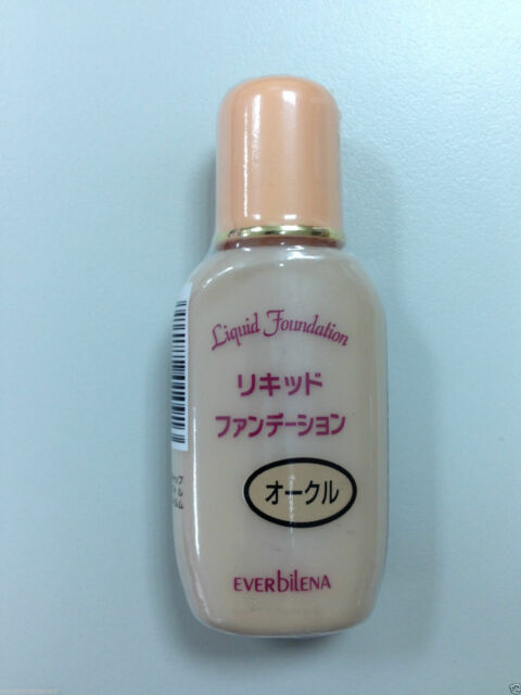 DAISO JAPAN EVERBILENA LIQUID FOUNDATION 38ml MADE IN TAIWAN