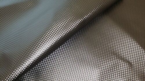Meterware Kunstleder Schwarz Carbon Optik Möbel Polster Auto Motorrad Boot Stoff