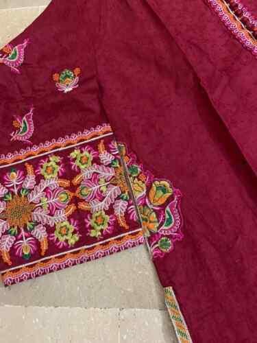 Designer women winter pakistani indian kurta kurti mother daughter