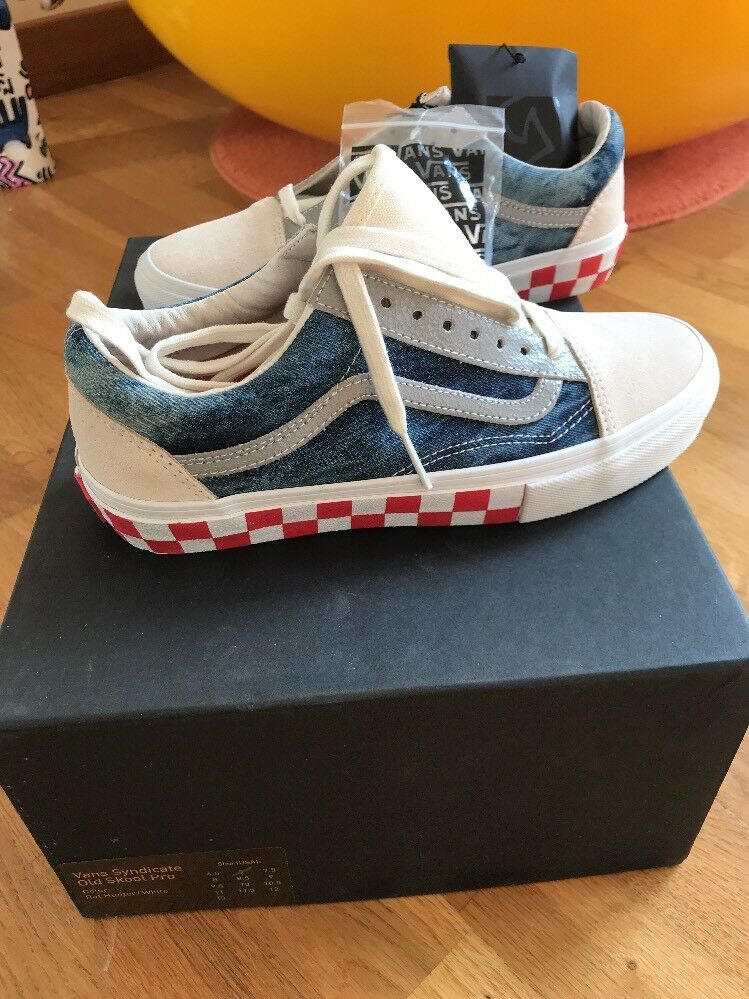 Rare Vans Old Skool Rat Hunter Cncpts