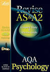 AQA AS and A2 Psychology: Study Guide by Letts Educational (Paperback, 2009)