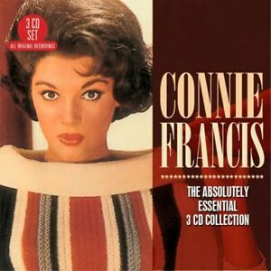 Connie-Francis-ABSOLUTELY-ESSENTIAL-COLLECTION-Best-Of-60-Songs-NEW-SEALED-3-CD