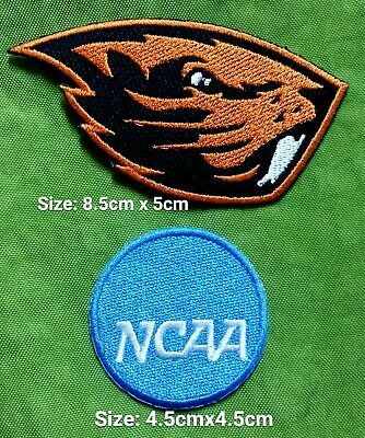 Oregon State Iron On Patch