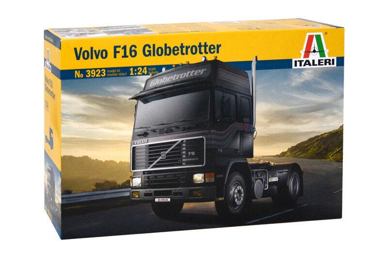 Italeri 1 24 Volvo F16 F16 F16 Globetrojoter  3923 9393aa