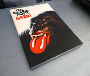 The Rolling Stones Grrr Super Deluxe Cd Vinyl Box Set