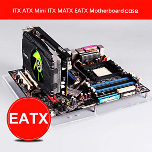 Mini-ITX-ATX-MATX-EATX-Test-Bench-Open-Air-Case-Motherboard-Computer-Frame-Base