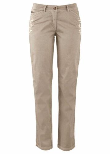 BPC Stretchhose Stickerei Hose Jeans Jeanshose Chinohose Chinos Stretch 966639