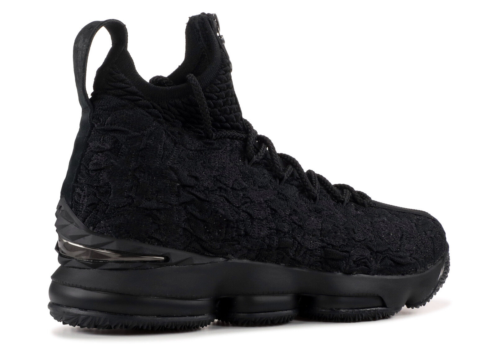 934281b0647d ... Nike LeBron 15 15 15 XV Kith Ronnie Fieg Perf Suit of Armor Black Size  15 ...