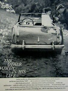 1958-Austin-Healey-3000-The-Other-Women-Original-Print-Ad-8-5-x-11-034