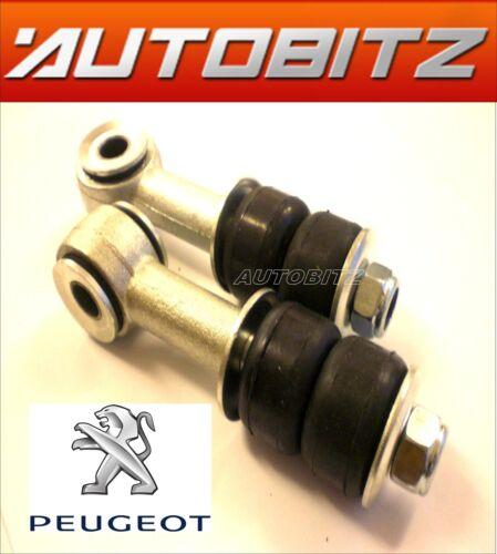Si adatta a PEUGEOT Expert 1996-2004 Anteriore Anti Roll Bar Stabilizzatore goccia link Sway Bar
