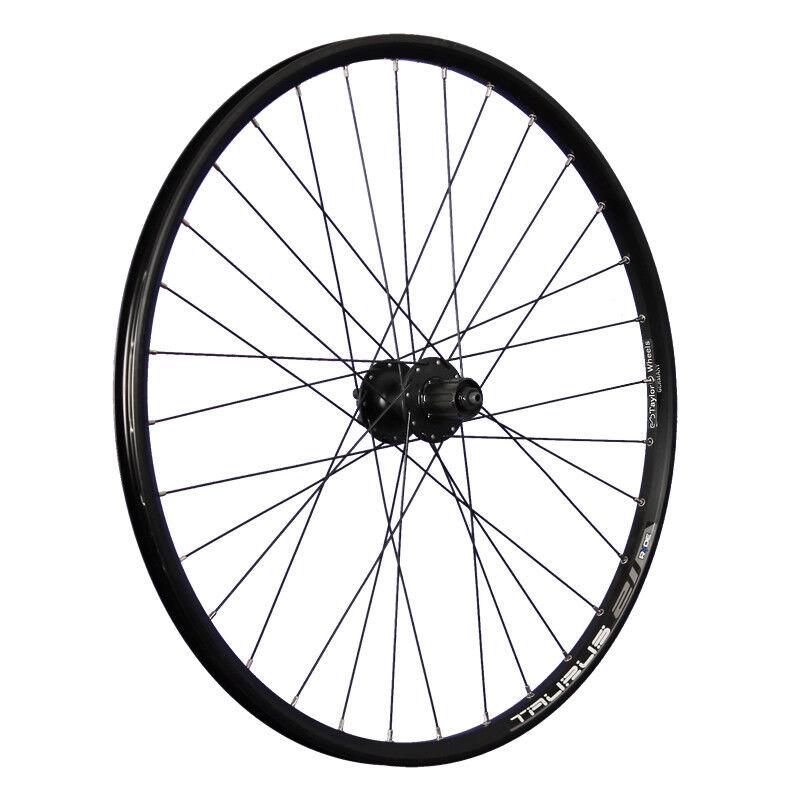 Taylor Wheels 27,5 pouces roue arrière vélo Taurus21 FH-M475 Disc 584-21 black