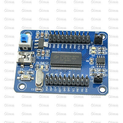 CY7C68013A-56 EZ-USB FX2LP USB2.0 Develope Board Module Logic Analyzer EEPROM AX