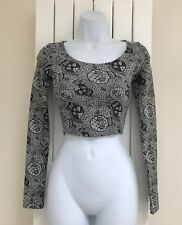 ADIDAS NEO WOMENS Denim Jacket SELENA GOMEZ Crop Top Cotton