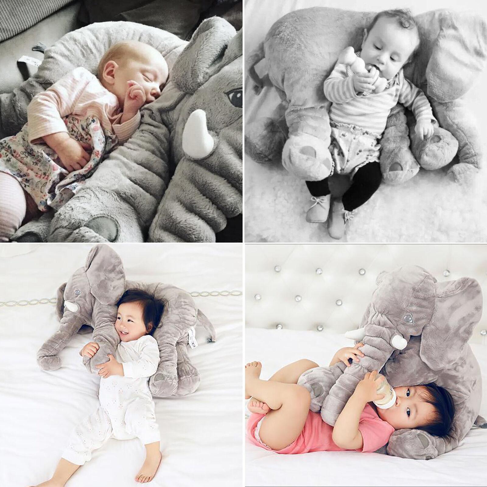 Stuffed Animal Cushion Kids Baby Sleeping Soft Pillow Toy