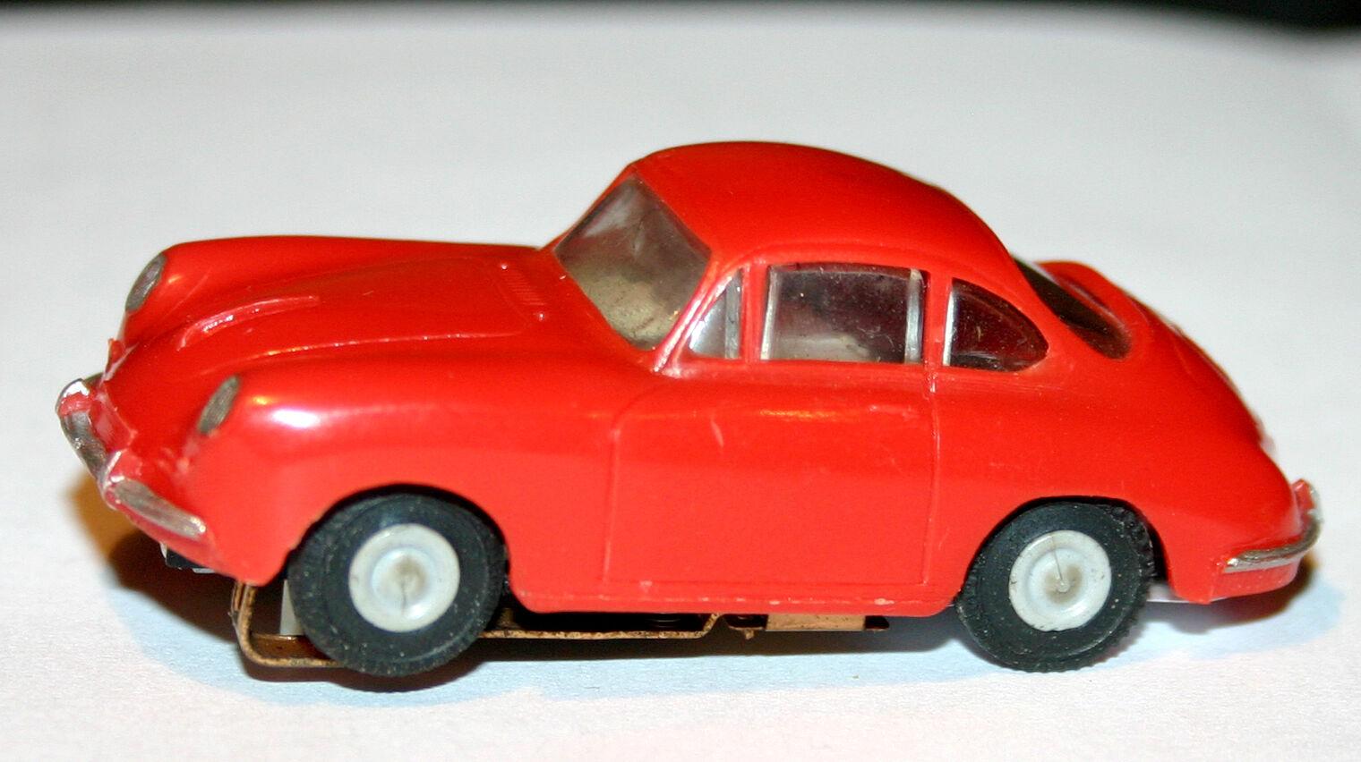 Faller Amx Porsche 356 Antik Rennstrecke 1 87
